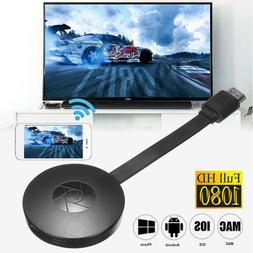 HDMI Wireless WiFi Display TV Dongle Receiver Adapter 1080P