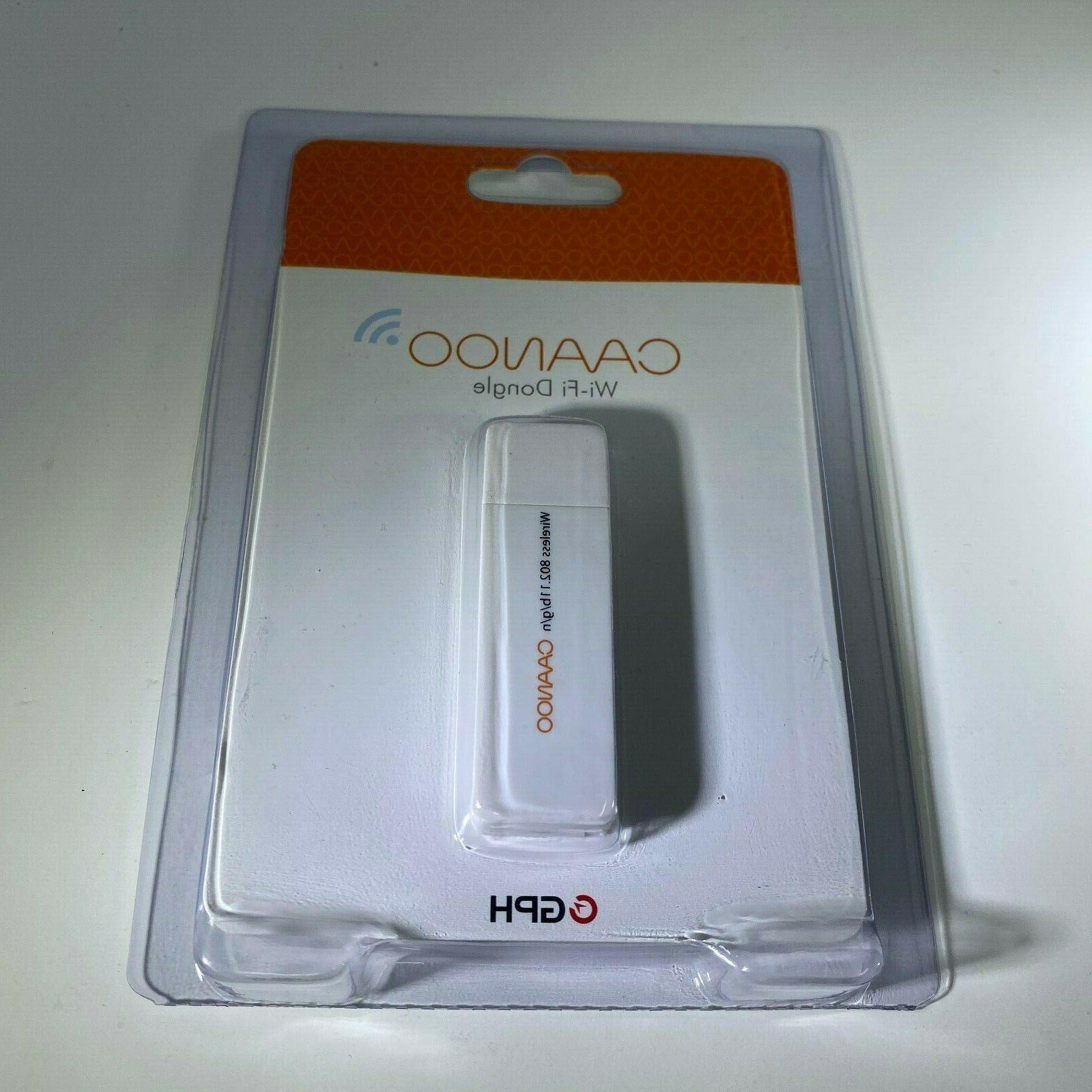 gph caanoo official wifi dongle white brand