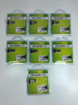 LOT of 7: USB WiFi Adapter Wireless Dongle WIN MAC LINUX AND