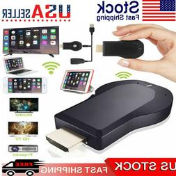 USA Video Wireless WiFi Display TV Dongle Receiver Media Air