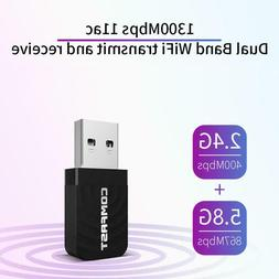 COMFAST USB Wireless Network Card 1300Mbps WiFi Dongle Adapt