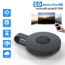 Wireless WiFi Display 1080P HDMI TV Dongle Miracast Receiver